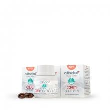 Multipack de Gélules souples au CBD 10 %
