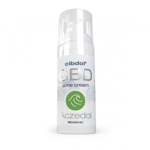 Aczedol (Crème pour l'acné)