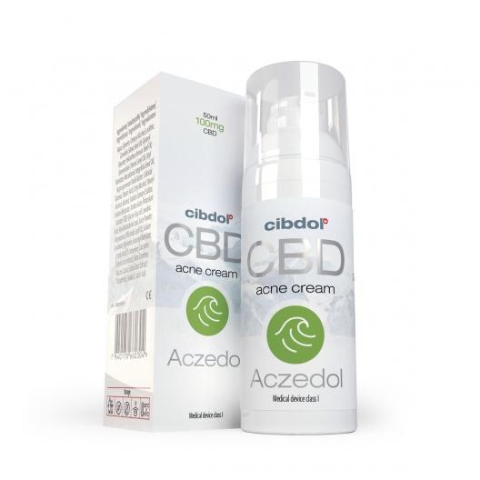 CBD et acné