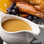 Sauce gravy au CBD pour Thanksgiving
